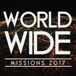Pay It Forward: Missions 2017